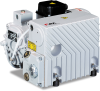 Rotary Vane Vacuum Pump, Oil-lubricated