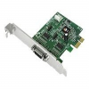 SIIG CyberSerial Dual PCI-E - Serial adapter - PCI Express x -- JJ-E20011-S3