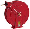 Dual Pedestal Spring Driven Medium Pressure Oil Reel Series 80000 -- 82000 OMP