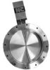 Gear Driven TBV Control Valve -- ISO Flanged