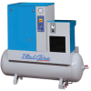 Belt Drive Rotary Screw Air Compressors 5 To 15 HP