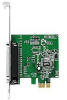 SIIG DP CyberParallel PCIe - Parallel adapter - PCI Express -- JJ-E01011-S3
