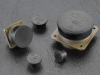 ESD Connector Caps and Plugs -- MSC-48R-1Q3 -Image