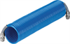 PPS-4-15-1/4-BL Spiral plastic tubing -- 19799