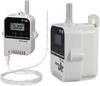 Temperature Logger | Wireless | External Sensor | Large Battery Pack -- RTR-502L