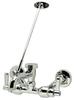 AquaSpec® wall-mount service sink faucet with 6