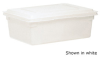 Rubbermaid Plastic Storage Box -- T9H652457WH