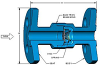 DFT® DLC® Flanged Check Valves