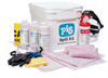 PIG Acid Neutralizing Spill Kit in Bucket Absorbs up to 4 gal., Container Type - Bucket Spill Kits KIT399 -- KIT399