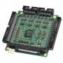 Industrial PC/104 Quad Serial and 48-line Digital I/O -- PCM-SDIO-144 -- View Larger Image