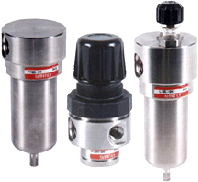 How to Select Filter, Regulator, Lubricator (FRL) Assemblies