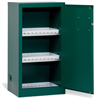 PIG Pesticides Safety Cabinet Self-Closing Door Style, Holds 18 gal., 23
