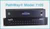 Path Way® Remotely Controllable Network Switch, 50-Pin Telco, RJ11 -- Model 7105