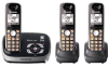 Panasonic KX-TG6533B Digital Cordless Answering System - DEC -- KX-TG6533B