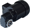 AC Right Angle Gearmotor 746 Series PSC 110/220V -- 026-746-6010 - Image
