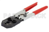 Crimp Tool With 0.100, 0.429 Hex Sizes For RG9, RG11, RG87A, RG149, RG165, RG213, RG214, RG216, RG225, RG393 -- PE5007 - Image