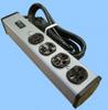 North American 4-Position Socket Strip -- 85010231