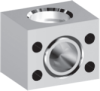 SAE Socket Weld Flanges - Elbow Tube -- 61 Series - Image