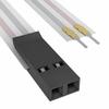 Flat Flex Cables (FFC, FPC) -- A9BAA-0202F-ND -Image