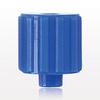 Non-Vented Male Luer Cap, Blue -- 13614 -- View Larger Image