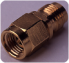 2.4mm (Female) To 2.92mm (Male) Adapter -- Agilent 11904D