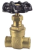 GATE VALVE 1 1/2 IN SWEAT -- IBI160663 - Image