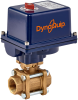 Electrically Actuated Bronze Ball Valve -- EVA Series -Image