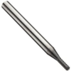 Niagara Cutter M645R Carbide Die/Mold End Mill, AlTiN Co…