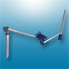 Supported Top Loading Boom Arm -- B-32-F