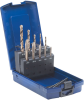 HSS Power Tap and Drill Bit Set -- SST+ Drill Bits -Image