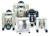 Air Operated Diaphragm Pumps, Non Metallic Pumps, Series P
