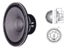 low-frequency loudspeaker -- TL-1601a