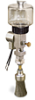 "(Formerly B1743-3X11), Electro Chain Lubricator, 5 oz Polycarbonate Reservoir, 1"" Round Brush Stainless Steel, 120V/60Hz -- B1743-005B1SR31206W -- View Larger Image"
