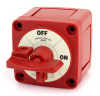 Blue Sea Systems 6004 m-Series Battery Switch, 2 Position, On-Off with lockout, 300A, 48V