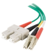 Cables to Go LC/SC Duplex 62.5/125 Multimode Fiber Patch.. -- 37232