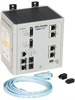 Stratix 8300 6 Port Ethernet Switch -- 1783-RMS06T -- View Larger Image