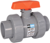 True Union Ball Valves -- GF-PP TB Series