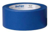 Masking Tape,36mm In x 55m,Blue -- 10A373 - Image