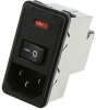 Power Entry Connectors - Inlets, Outlets, Modules -- PS0SXDS3B-ND -Image