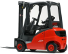 Diesel Forklift with Pneumatic Tires -- H16/18/20 - Image
