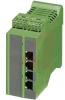 Ethernet Switch, Power over Ethernet, (2) PoE and (2) RJ45 10/100 Mbit/s, 48VDC -- 70208202