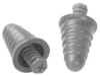 3M Skull Screw Foam 30db Ear Plug -- Model# P1300