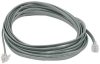 Cables To Go 14-Foot RJ-11 6P4C Modular Straight Cable -- 09591