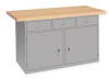 Cabinets - Drawer Bench -- LW-3060-CD - Image