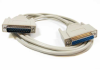 25ft DB25 M/F 8C HP Plotter - Laser Serial Printer Cable -- HP22-25