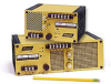 Gold Box, Switching Regulated Power Supplies, AC-DC Single Output -- W100GT9.1 - Image