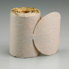 Stick-On Paper - Carbo Gold Aluminum Oxide Discs