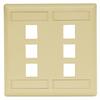 Datacommunication Face Plate -- IFP26EI - Image