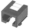 Input/Output (I/O) Connector -- 1-215875-3 -Image
