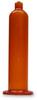 Fisnar QuantX™ Amber Syringe Barrel 30 cc Round -- 8001043